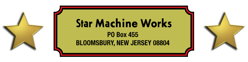Star Machine Works logo